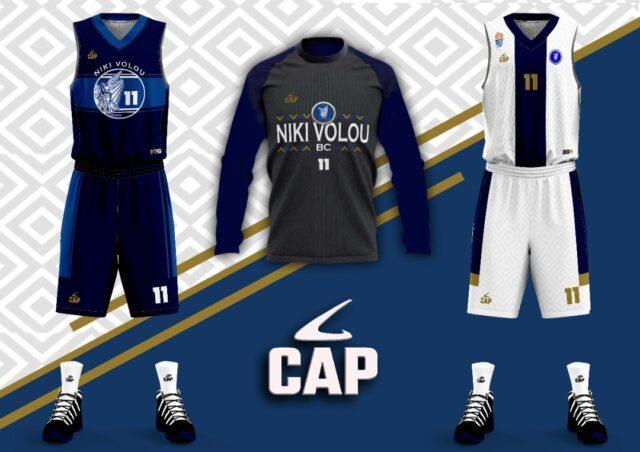 🤝 5 χρόνια συνεργασίας CAP - Niki Volou BC 🏀 🙏 Σας ευχαριστούμε για την εμπιστοσύνη σας. 🎖  ⛹️♂️ Ξεχωρίστε και εσείς δημιουργώντας μια μοναδική εμφάνιση για την ομάδα σας, μαζί μας! 🎽  🌍 https://www.capsport.gr/ 🇬🇷  #basket #custom #design #teamwear #basketball #customized #sport